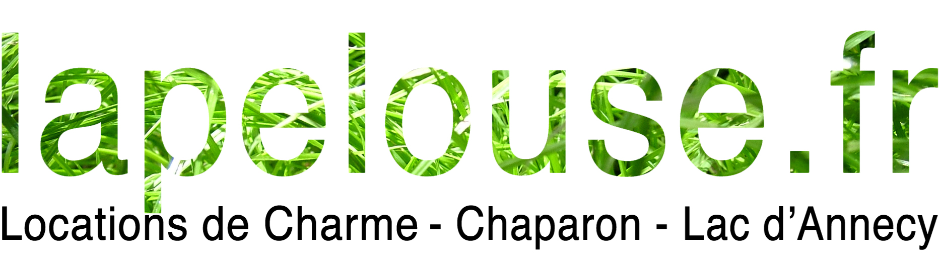 La Pelouse, locations de charme, lac d'Annecy, chalet et appartements